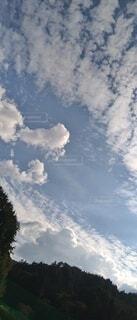 空の雲の群の写真・画像素材[4912268]