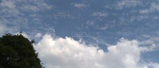 空の雲の群の写真・画像素材[4912269]