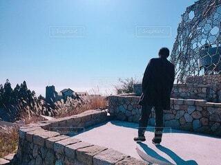 六甲山の写真・画像素材[4866998]