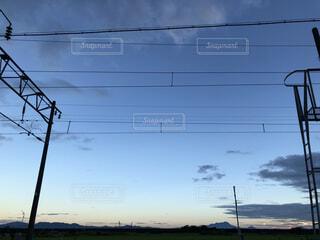 空の写真・画像素材[4869950]