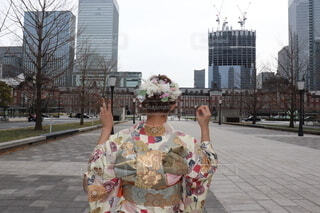 東京駅の写真・画像素材[4888700]