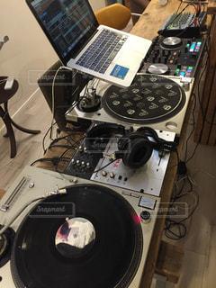 DJの写真・画像素材[219370]