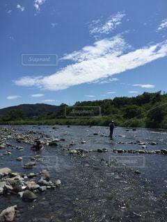 川の写真・画像素材[219539]