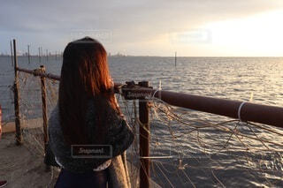 海に癒しをの写真・画像素材[4870362]