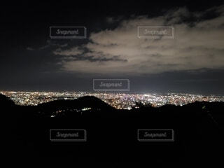 藻岩山の写真・画像素材[4875164]