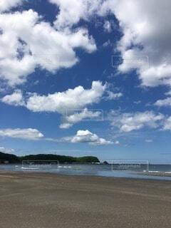 網走の海の写真・画像素材[4875288]