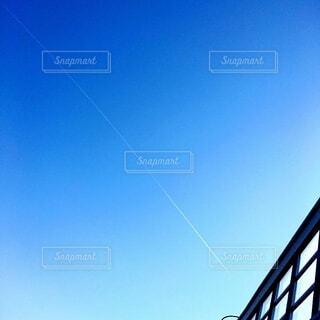 見上げた空に。の写真・画像素材[4898544]