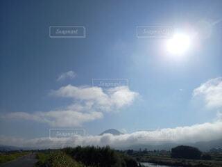 霧と雲海の写真・画像素材[4901409]