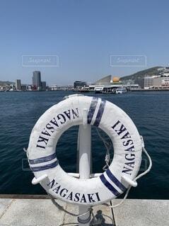 長崎の港の写真・画像素材[4875573]