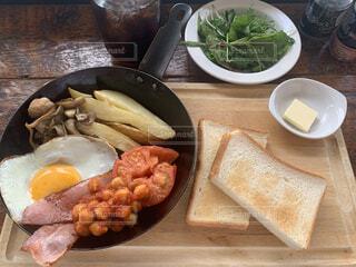朝食の写真・画像素材[4875607]