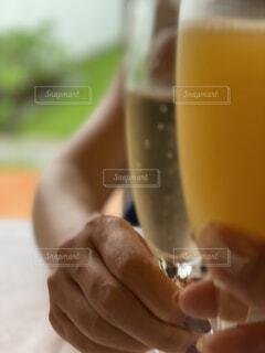 乾杯の写真・画像素材[4864839]