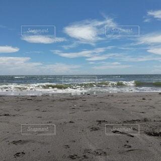 砂浜海岸の写真・画像素材[4872337]