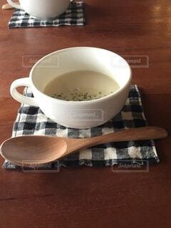 あたたかいスープの写真・画像素材[4881891]