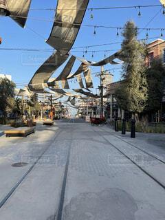 街の通りの写真・画像素材[4870617]