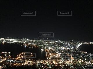 函館の夜景の写真・画像素材[4869862]