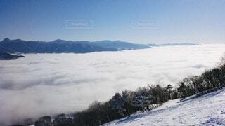 雲海の写真・画像素材[4875629]