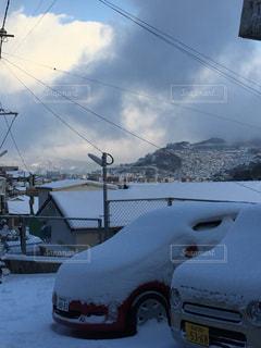 雪の写真・画像素材[220231]