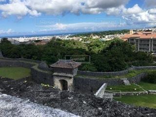 沖縄で見た景色の写真・画像素材[4906364]