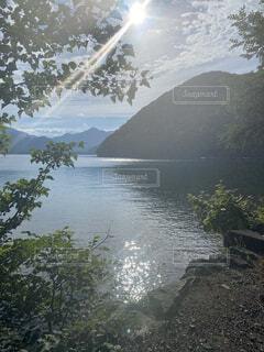 水の体の写真・画像素材[4876113]