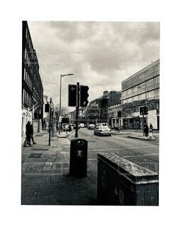 アイルランドの街並みの写真・画像素材[4869664]