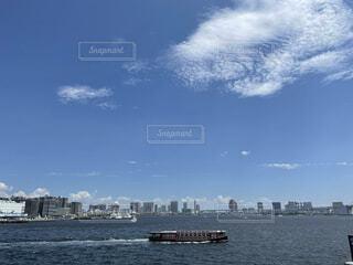 東京湾の写真・画像素材[4872821]