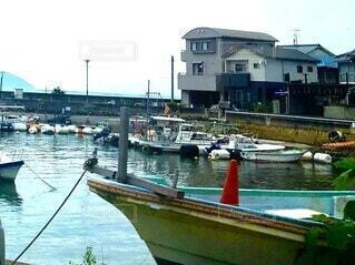 広島にある小さな港の写真・画像素材[4871730]