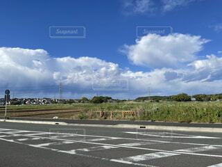 田舎の風景の写真・画像素材[4875233]