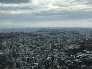 見渡す街の写真・画像素材[4875267]