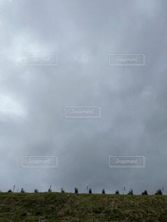 空の雲の群の写真・画像素材[4915031]