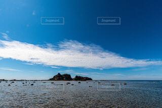 大きな水域の写真・画像素材[4871268]