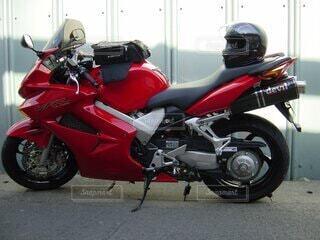 オートバイの写真・画像素材[4871973]