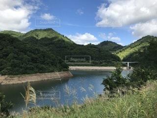 ダムの写真・画像素材[4872122]