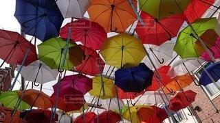 傘の写真・画像素材[4872249]