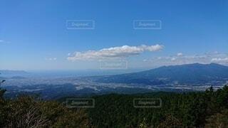 山の眺めの写真・画像素材[4872425]