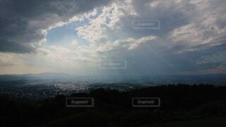 空の雲の群の写真・画像素材[4872457]