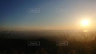夕日の眺めの写真・画像素材[4872458]