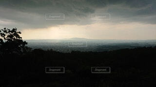 空の雲の群の写真・画像素材[4872488]