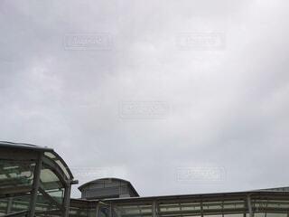 静岡市葵区、曇り空の写真・画像素材[4873140]