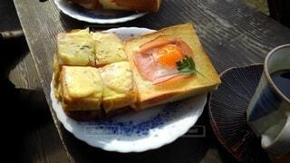 モーニングパンの写真・画像素材[4876294]