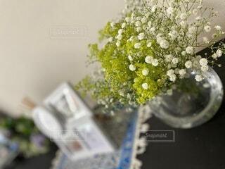 花のクローズアップの写真・画像素材[4874830]