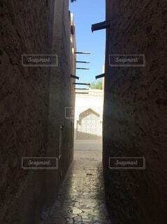 石造りの建物の眺めの写真・画像素材[4879162]