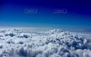 富士山の雲海の写真・画像素材[4873737]