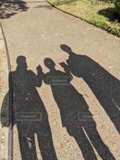 仲良し家族の写真・画像素材[4872909]