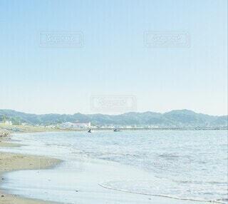 夏のビーチの写真・画像素材[4873017]