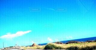 海辺ドライブの写真・画像素材[4873190]