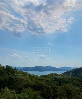 瀬戸内海の写真・画像素材[4873022]