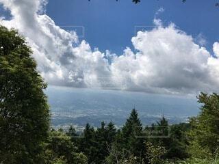 登山の写真・画像素材[4874416]