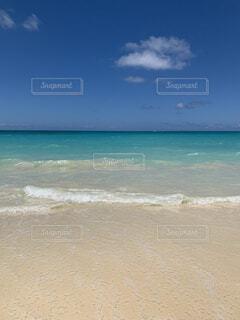 ハワイの海の写真・画像素材[4877587]