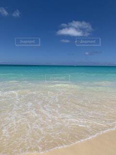 ハワイの海の写真・画像素材[4877584]
