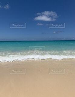 ハワイの海の写真・画像素材[4877586]